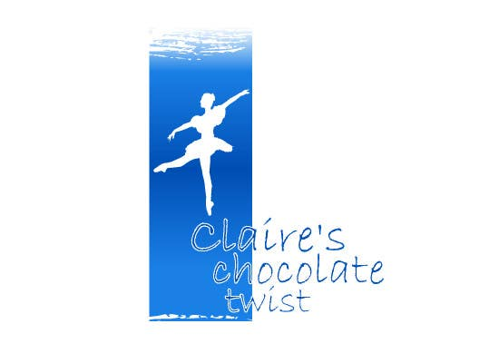 """#41 for Design a Logo for """"Claire's Chocolate Twist"""" by Chr1st1"""