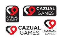 Graphic Design Kilpailutyö #20 kilpailuun Logo Design for CazualGames