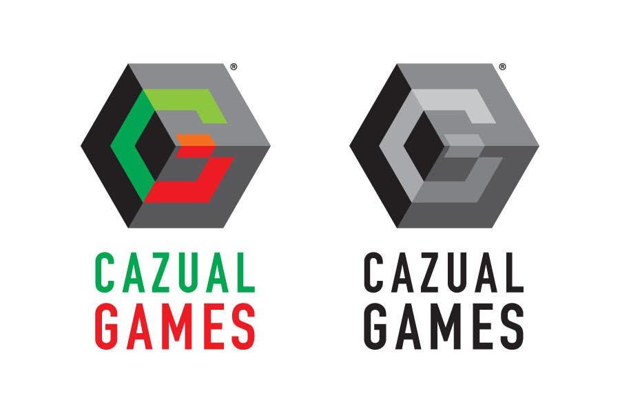 Bài tham dự cuộc thi #                                        68                                      cho                                         Logo Design for CazualGames