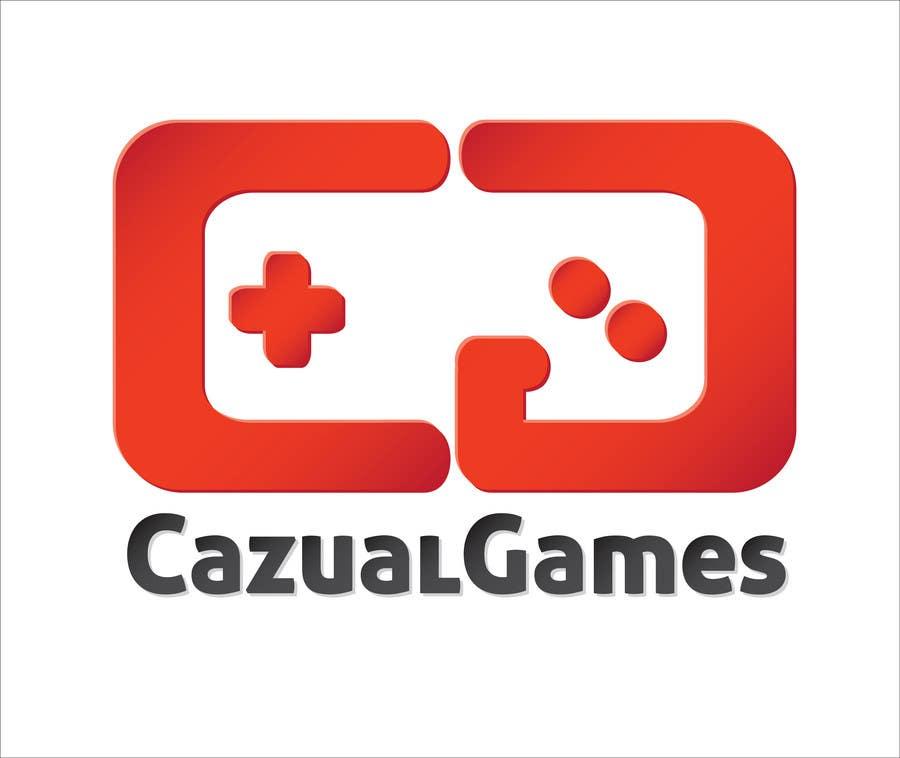 Bài tham dự cuộc thi #                                        57                                      cho                                         Logo Design for CazualGames