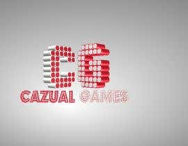 #94 for Logo Design for CazualGames by a183rt