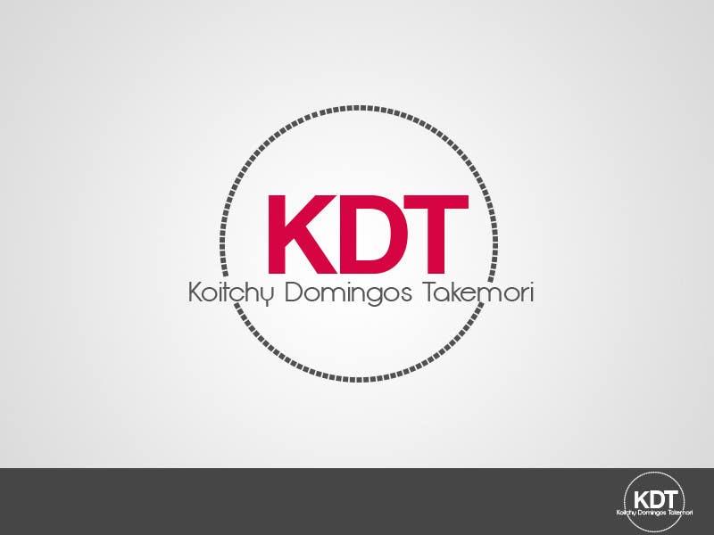 Inscrição nº 53 do Concurso para Projetar um Logo for KDT informatica