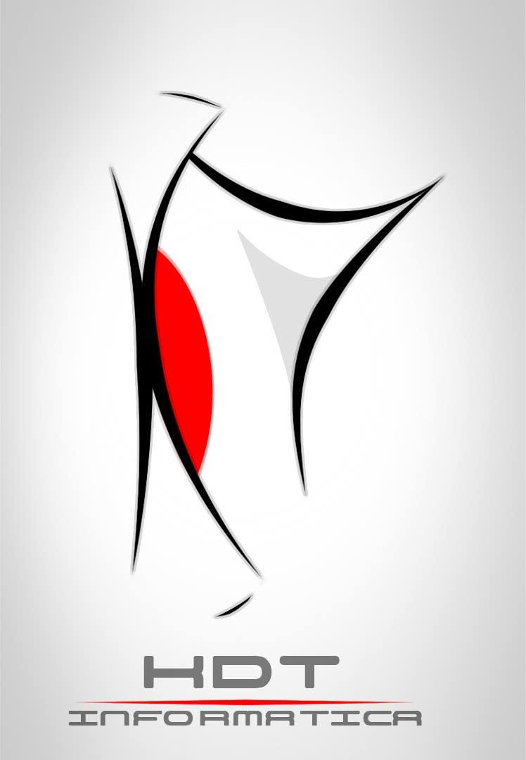 Inscrição nº 7 do Concurso para Projetar um Logo for KDT informatica