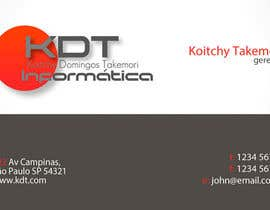 #57 for Projetar um Logo for KDT informatica by guzz7