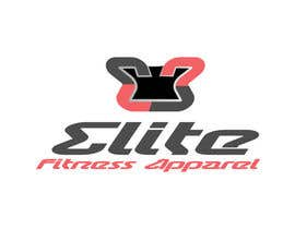 #35 for Elite Fitness Apparel by popica1