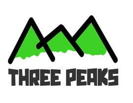 #237 for Three Peaks Logo Design by Artist0786