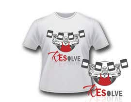 #16 for Design a T-Shirt for Resolve af Xavianp
