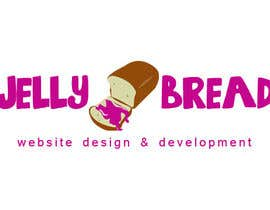 #18 untuk Design a Logo for Jellybread Website Design and Development oleh aixxdl