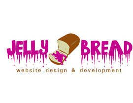 #19 untuk Design a Logo for Jellybread Website Design and Development oleh aixxdl