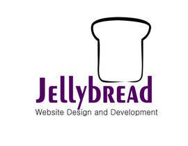 #13 untuk Design a Logo for Jellybread Website Design and Development oleh kropekk