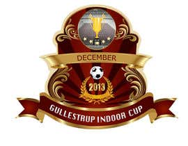 #35 para Design et Logo for a Football Cup por rajdesign2009