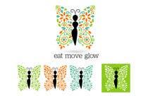 Graphic Design Konkurrenceindlæg #479 for Logo Design for EAT | MOVE | GLOW