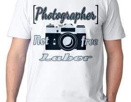 oobqoo tarafından Design a Logo T-shirt for Photographers Movement için no 35