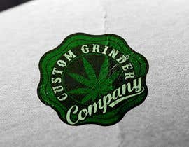 mirceabaciu tarafından Need a logo for custom printed herb/tabacco/cannabis grinder business için no 50