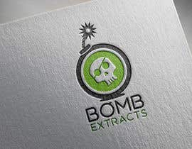 #59 for Bomb Extracts Logo Creative by joshilano