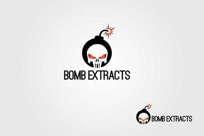 shamazohora1 tarafından Bomb Extracts Logo Creative için no 158