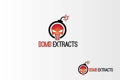 shamazohora1 tarafından Bomb Extracts Logo Creative için no 161