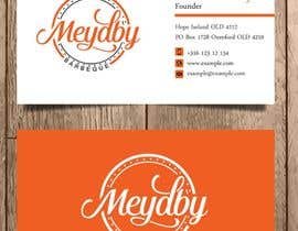#34 for Design Meydby Business cards by AllGraphicsMaker