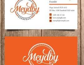 Nro 34 kilpailuun Design Meydby Business cards käyttäjältä AllGraphicsMaker