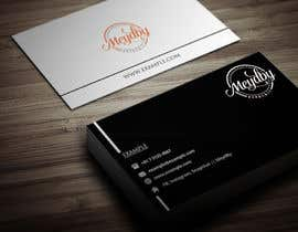 Nro 50 kilpailuun Design Meydby Business cards käyttäjältä DesignPower24