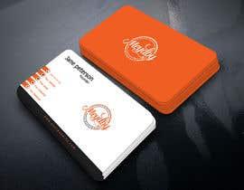 Nro 31 kilpailuun Design Meydby Business cards käyttäjältä Warna86