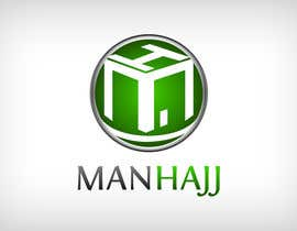 #351 for MANHAJJ Logo Design Competition by naistudio