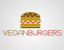Nro 12 kilpailuun design a logo veganburgers käyttäjältä saurabhdaima1