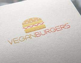 saurabhdaima1 tarafından design a logo veganburgers için no 13