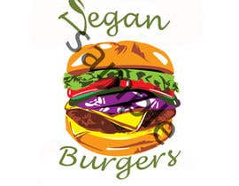 #36 for design a logo veganburgers by Ivanisov