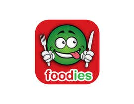 prakash777pati tarafından Design a logo and name for a foodie app için no 132