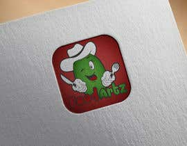 PhongDesigner tarafından Design a logo and name for a foodie app için no 115
