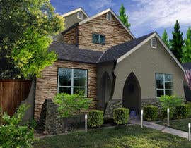 #17 for Home Facade Design by archmamun