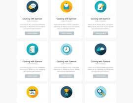 Nro 59 kilpailuun Design a Website Mockup - Training Course Platform käyttäjältä nextdesign2007