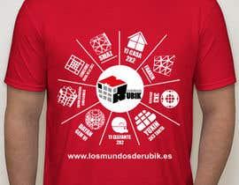 #25 for Diseño Imagen Camiseta - Shirt Design Image by KaimShaw