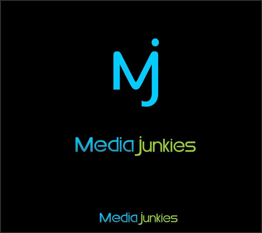 Inscrição nº                                         43                                      do Concurso para                                         Logo Design for Media Junkies