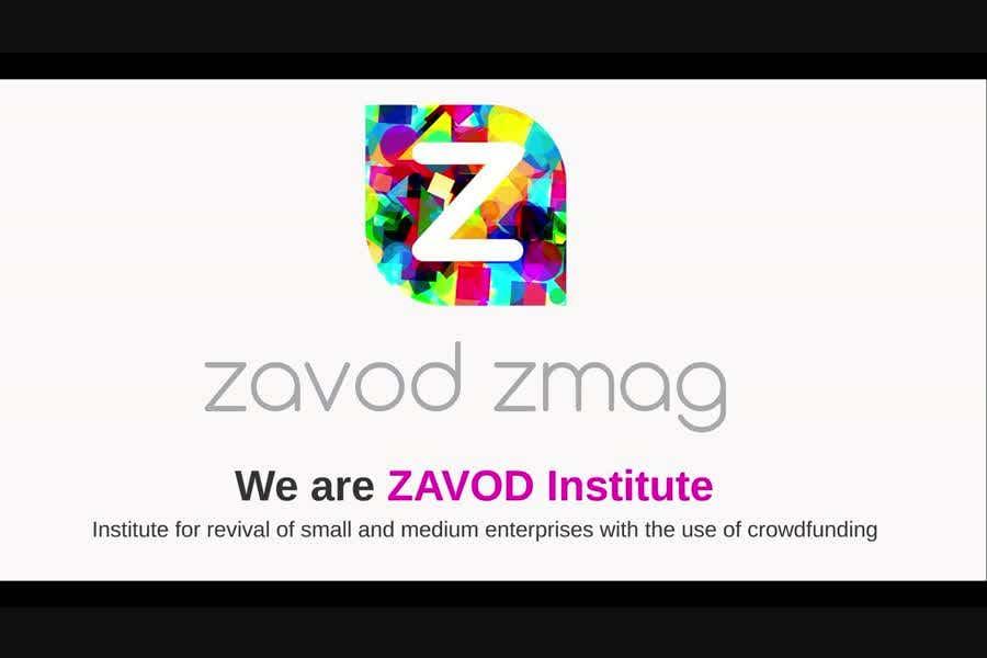 #17 for Create a Video presentation for ZMAG institute by designreaktor