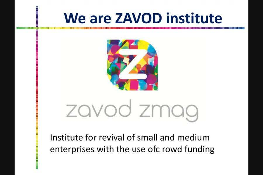 #9 for Create a Video presentation for ZMAG institute by ishika28