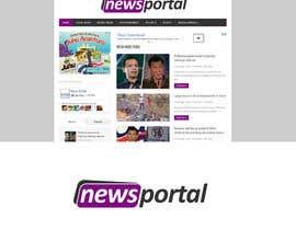 Nro 24 kilpailuun Design me a logo for my News site käyttäjältä jecakv