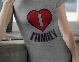 Nro 42 kilpailuun I Love Family käyttäjältä sandrasreckovic
