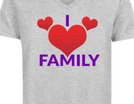 Nro 44 kilpailuun I Love Family käyttäjältä waqas17
