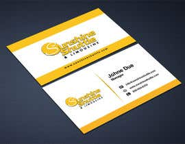 #93 for Design some Business Cards for Sunshine by infoimtiaz2