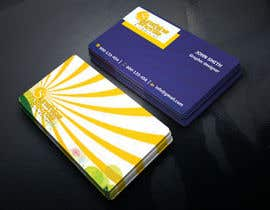 #87 for Design some Business Cards for Sunshine by salmasadia940