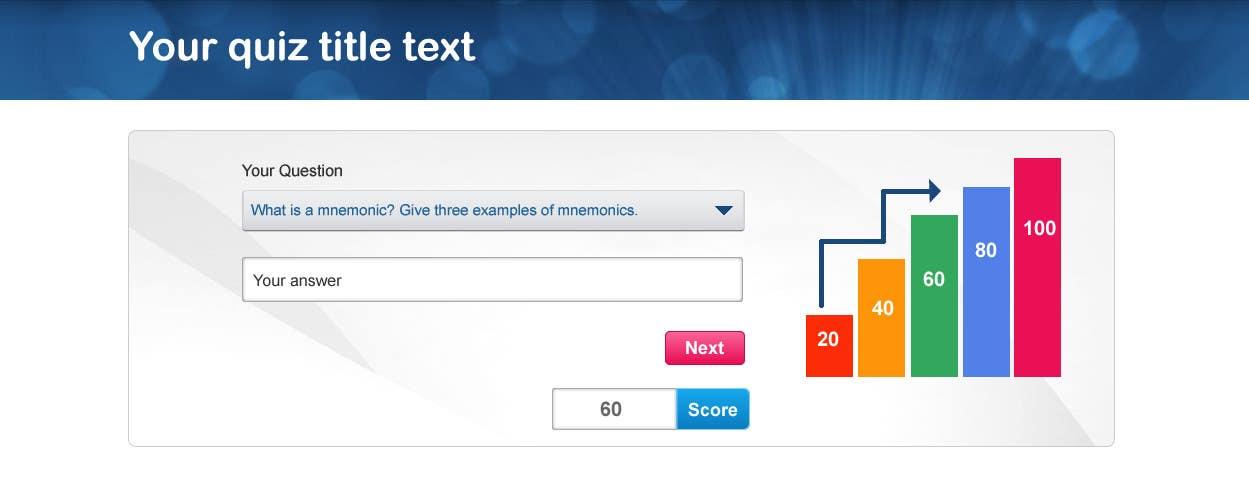 Inscrição nº 5 do Concurso para Create an online self-assessment tool / calculator