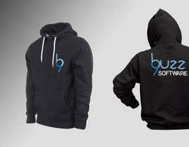 #67 for Hoodie design for software company by DigiMonkey