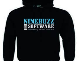 nº 55 pour Hoodie design for software company par PavelStefan