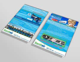 #10 for Double sided A5 Brochure Design by andraakkir