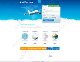 nº 5 pour Website design for Airport Transfer par rkdesign4u