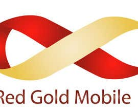 nº 8 pour Design a Logo for Red Gold Mobile par amir137