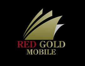#52 untuk Design a Logo for Red Gold Mobile oleh netpumber