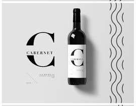 dylansaunders tarafından Design a wine label: Wine by Numbers için no 37
